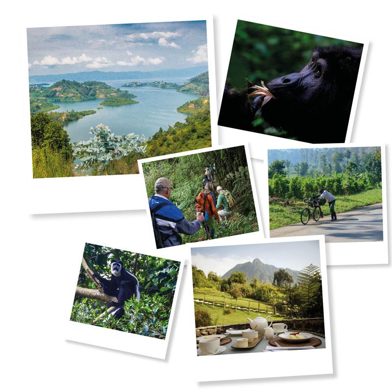 Rwanda-polaroids